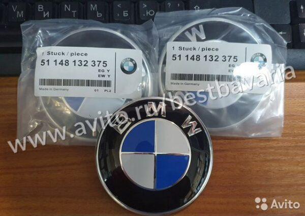 Эмблема значок капота бмв ф30 BMW F30 F34 f32
