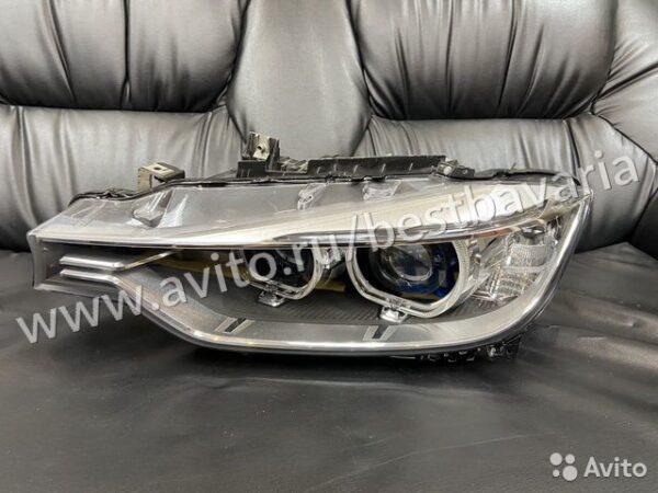 Фара левая ксенон BMW F30 бмв Ф30