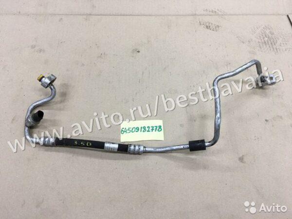 Напорный трубопровод бмв Х5 Х6 Е70 Е71 BMW N57 M57