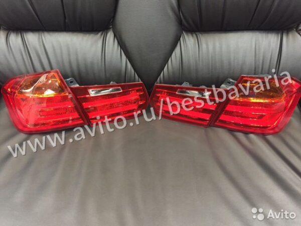 Фонарь в крышку багажника BMW 3 бмв 3 F30 Ф30