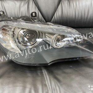 Фара правая дорестайлинг BMW X5 E70 бмв Х5 Е70