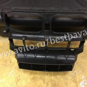 Панель передняя телевизор BMW X6 E71 бмв Х6
