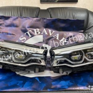 Фара правая левая LED BMW 5 G30 F90 M5 бмв 5 Г30 Ф