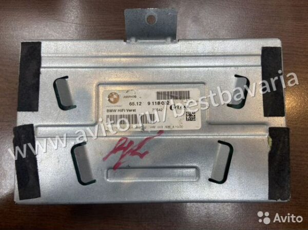 Усилитель системы HiFi BMW Z4 X5 X6 E70 E71 бмв З4