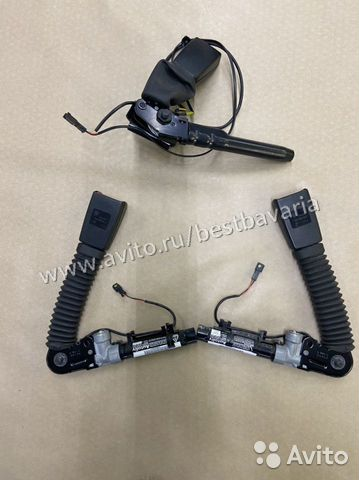 Натяжитель ремня безопасности BMW F10 F01 F02 бмв