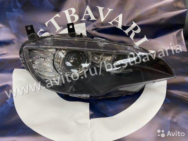 Фара правая BMW X6 Х6 бмв Е71 E71