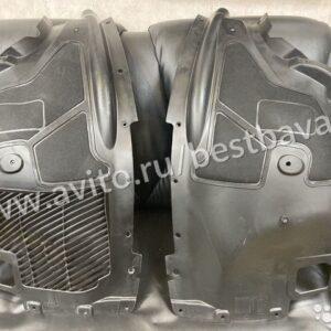Подкрылок локер кожух передний BMW F15 бмв Ф15