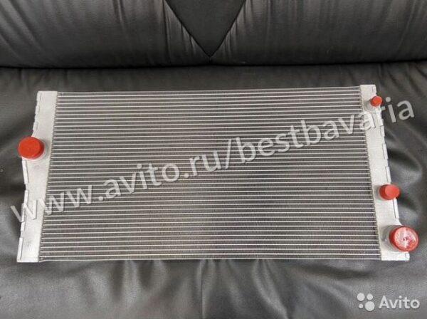 Радиатор охлаждения BMW F10 F01 N55 бмв Ф10 Ф01