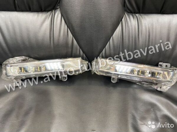 Светодиодная противотуманная фара BMW G30 бмв Г30
