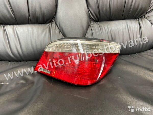 Задний правый фонарь BMW E60 бмв Е60