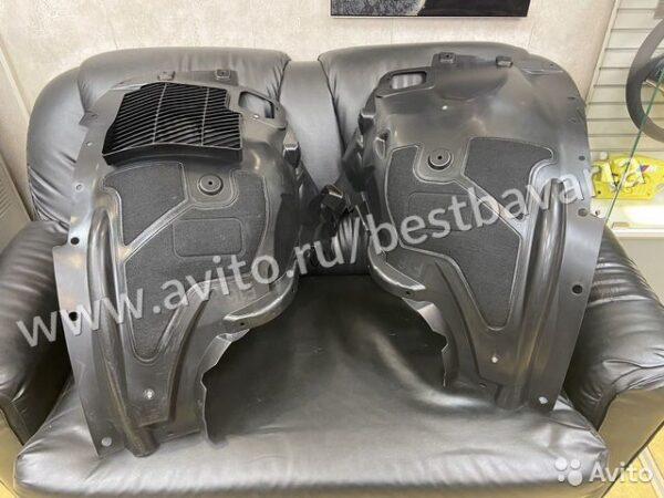 Подкрылок локер кожух передний BMW F16 бмв Ф16