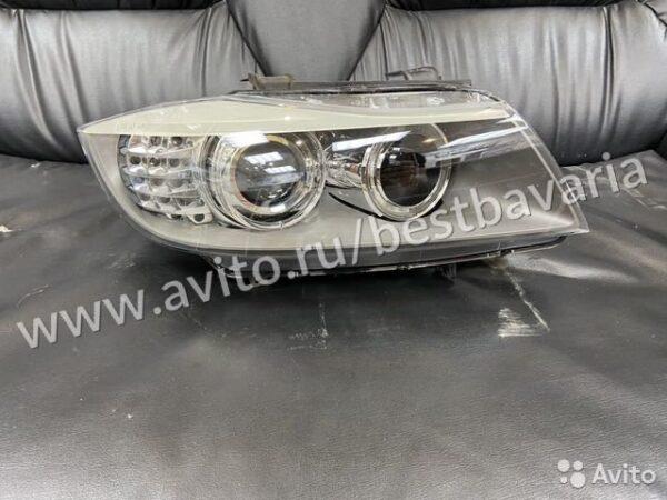 Фара правая биксенон BMW E90 LCI бмв Е90