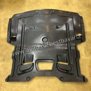Защита двигателя экран моторного отсека BMW 5 F10