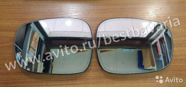 Зеркальный элемент BMW x1 e84 бмв х1 е84