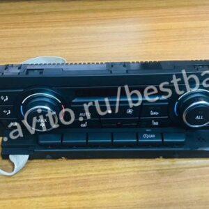 Блок климата печки BMW 3 E90 92 бмв 3 Е90 92