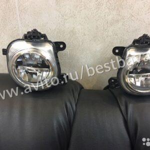 Противотуманная фара птф бмв BMW F15 Ф16 F LED лэд