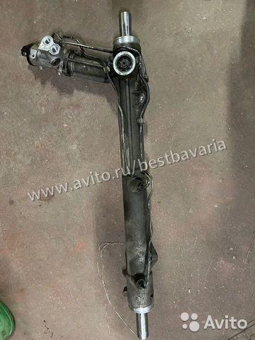 Рулевая рейка сервотроник BMW X5 X6 E70 E71 бмв