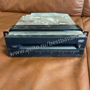 DVD чейнджер двд BMW X5 X6 E70 E71 бмв Х5 Х6 Е70