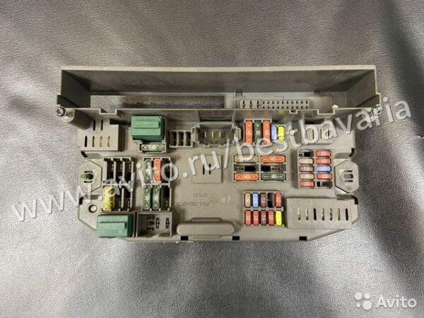 Распределитель тока BMW X5 X6 E70 E71 бмв Х5 Х6