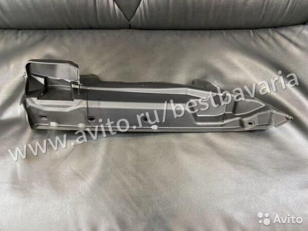 Крышка корпуса микрофильтра Л BMW X5 F15 бмв Х5