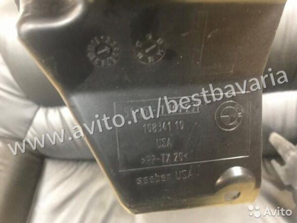 Кожух рулевого механизма левый BMW X5 E70 бмв Х5