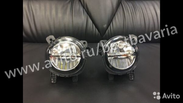 Противотуманная фара бмв BMW F20 30 Ф20 30 LED лэд