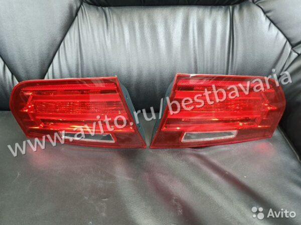 Комплект задних фонарей bmw F30 3er