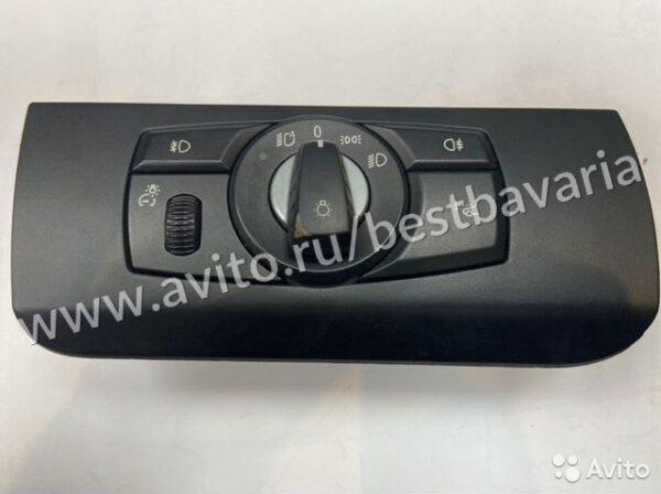 Блок управления освещением BMW X6 X5 E60 E70 E71